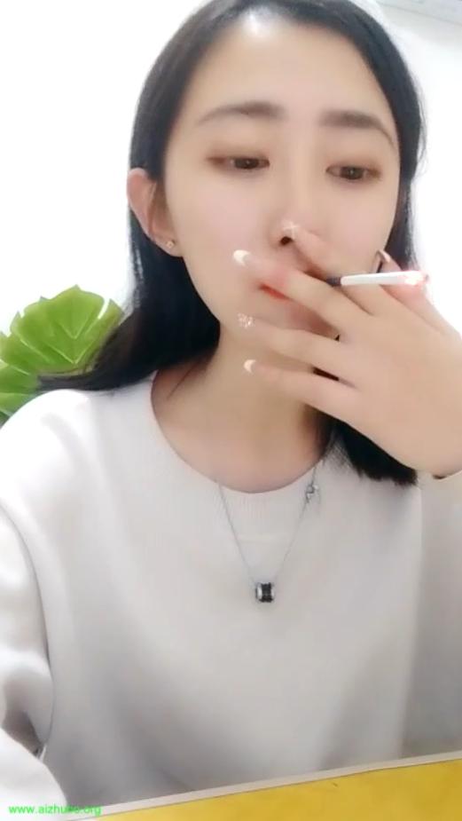 高颜值吸烟女主播[1.42GB/度盘/Dubox]